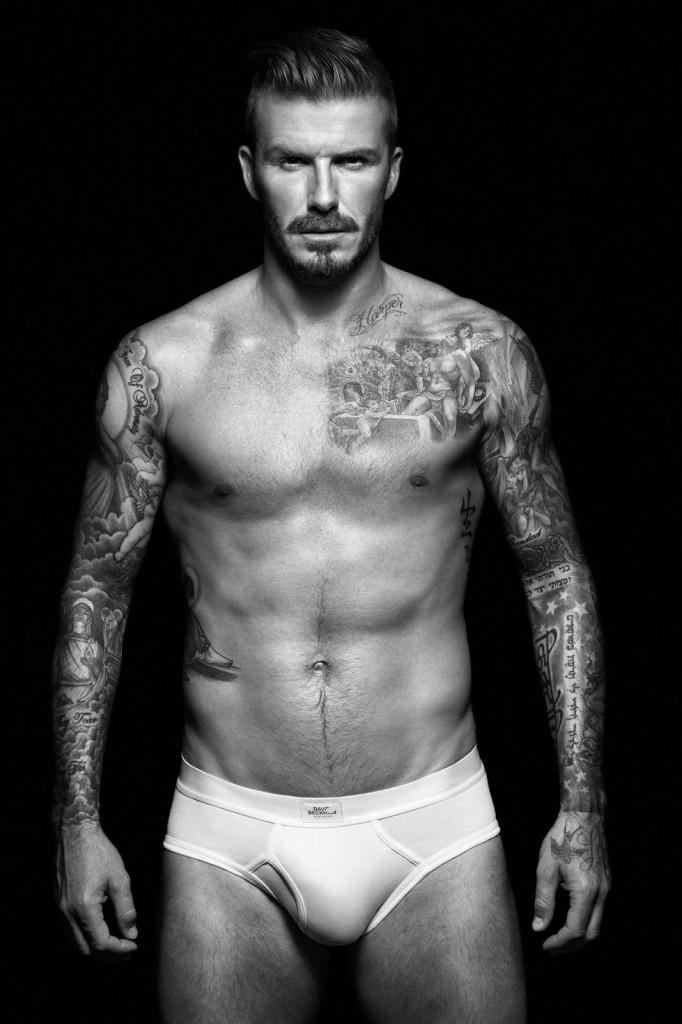 David Backham Nude 25