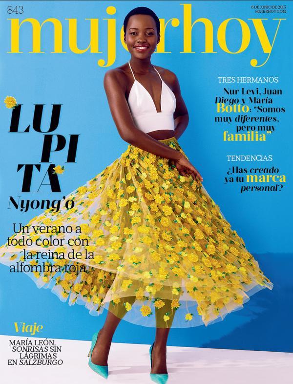 Lupita-Nyongo-for-MujerHoy-June-2015