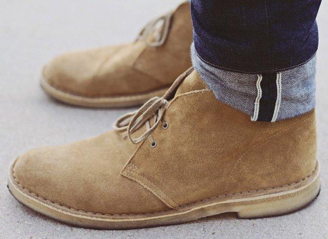 Desert boots e49a910714e34fdfa2eb51d234d37877