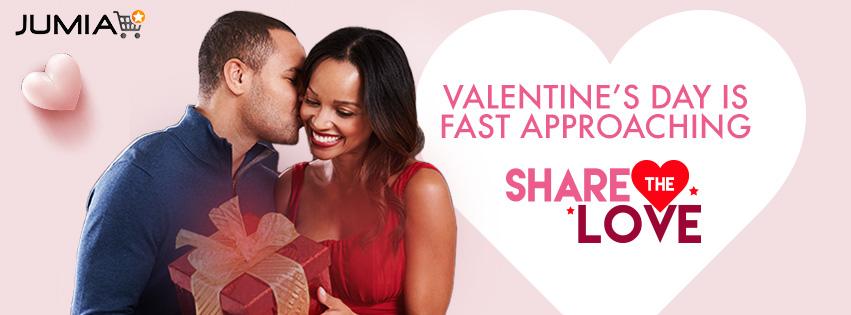 Jumia Valentines Day Campaign Ad
