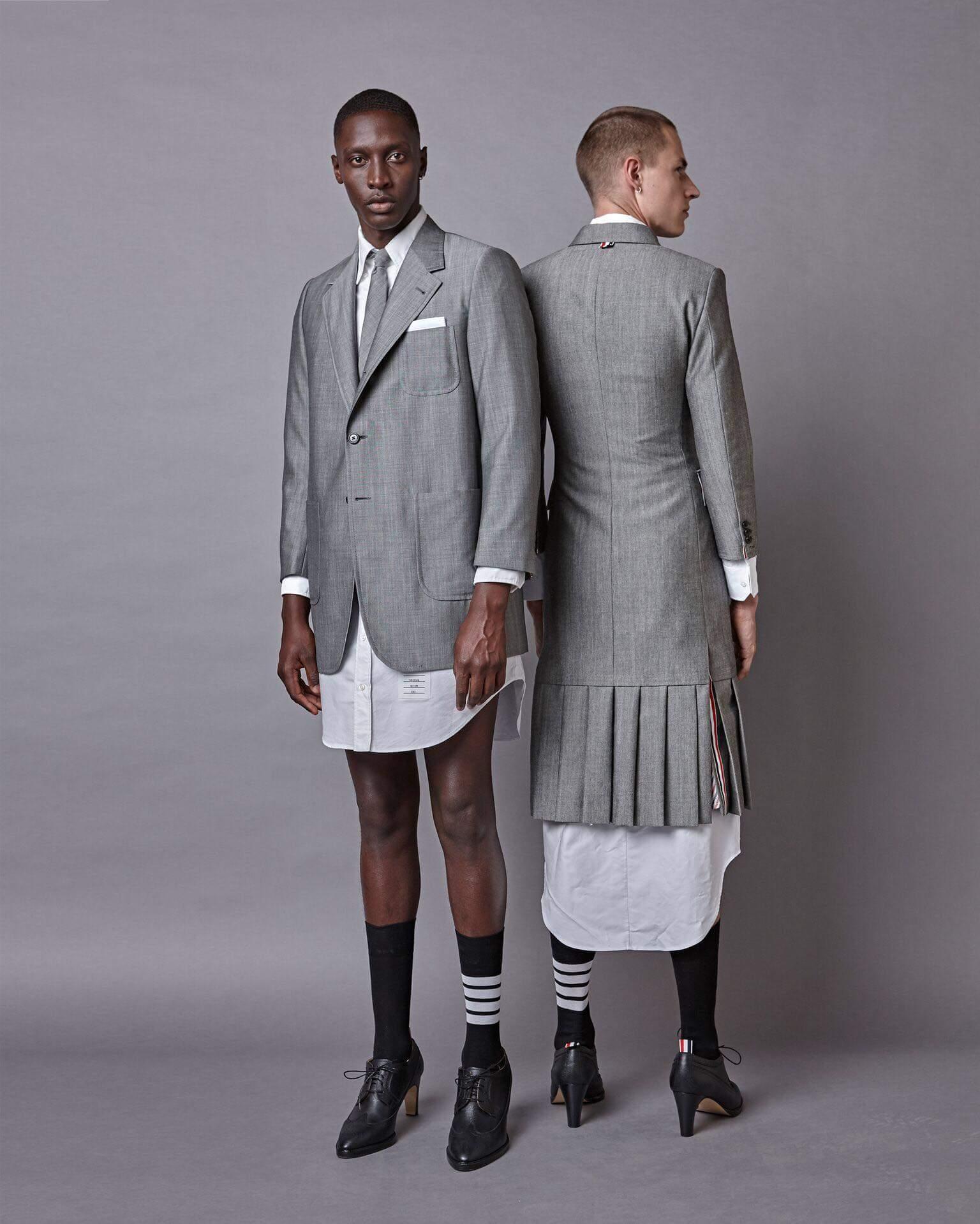 trend alert dress shirts maxi dresses pleated skirts